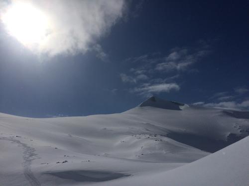 Fantastiske forhold til fjells