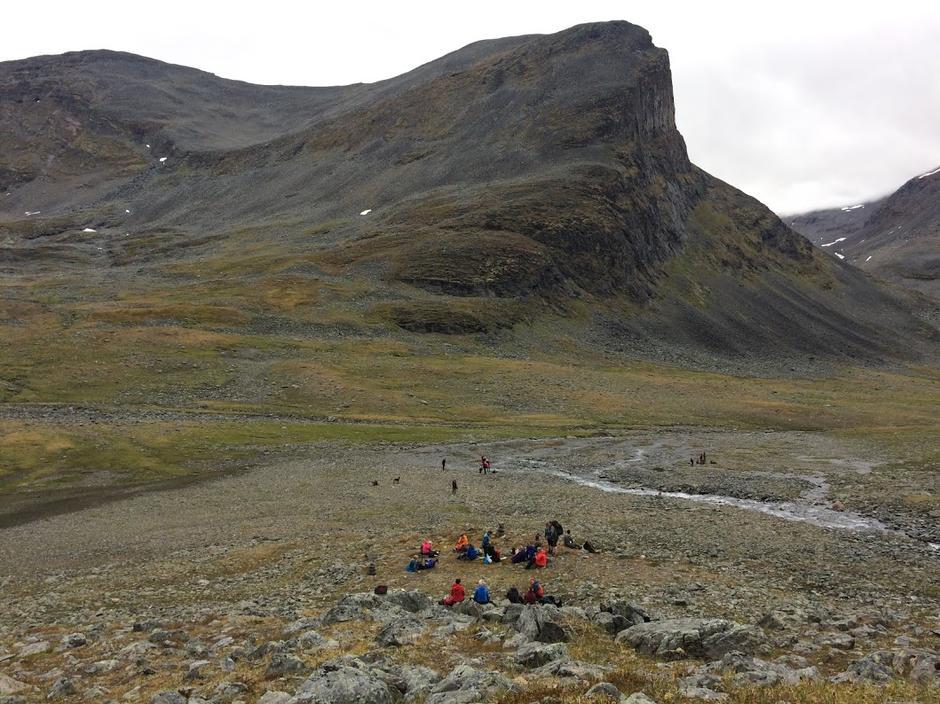 Mektige Isdalen