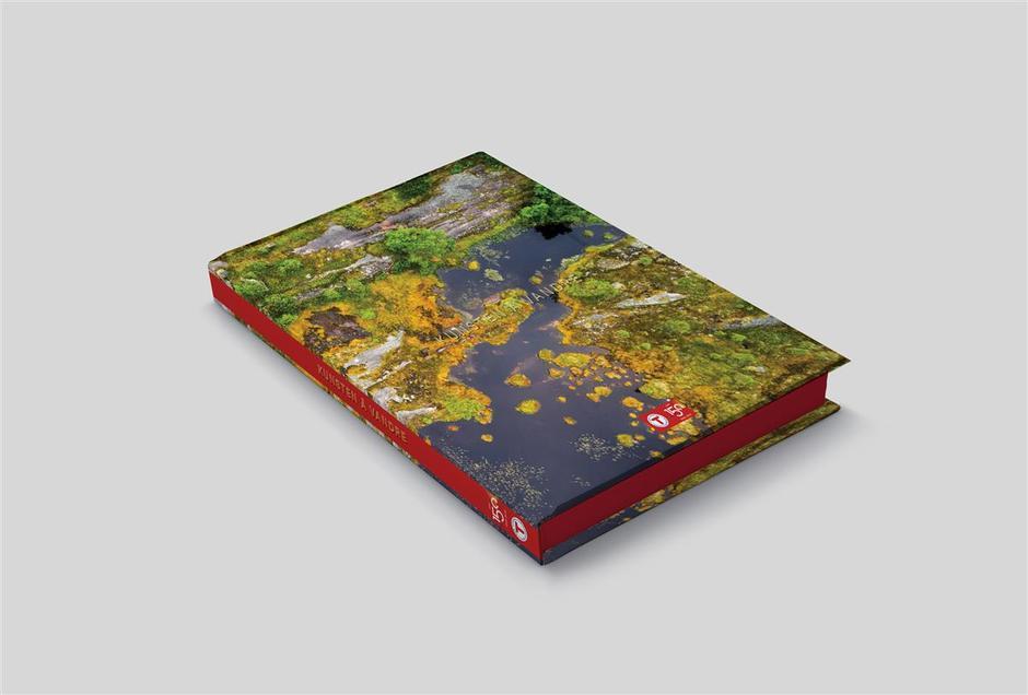"""""""Romsdalstien"""" er en av turene som er plukket ut til DNTs jubileumsbok """"Kunsten å vandre"""" som en av 12 """"ukjente perler"""""""