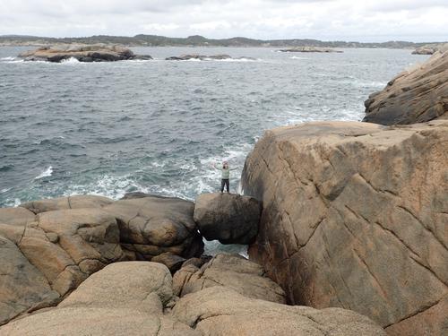 Søndagsturen til Yxney, Sandefjord, 7.juni: