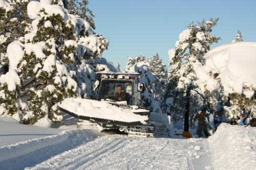Takk til Gjerstad IL for fine skiløyper!