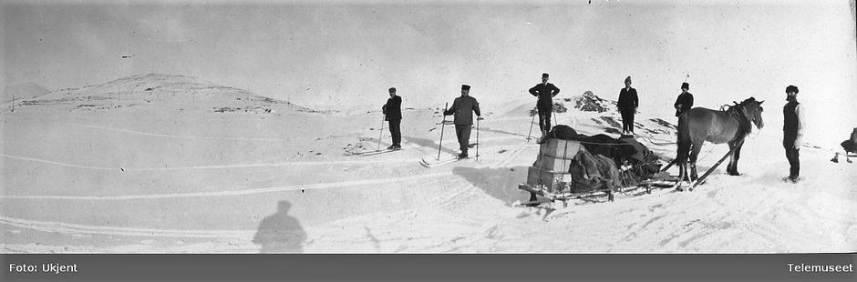 Lappfløttarskaret, 5. mars 1911