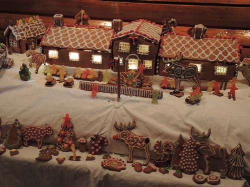 Julekvelden og kjerringa