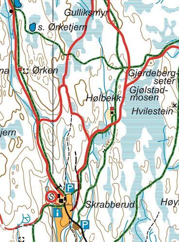 Turtips i nærområdet - Skrabberud, Rakkestad