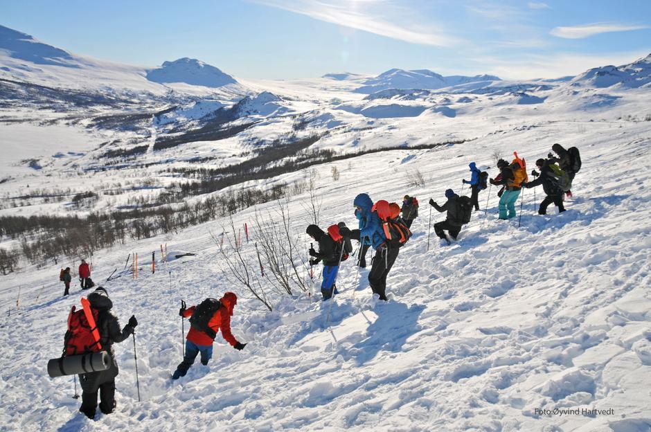 Bessheim-tur med fjellsportgruppa står på programmet i 2021.