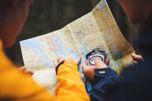 Digitale kart og kompasskurs