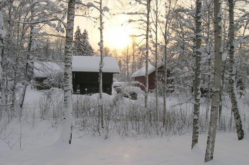 Vinter Åmot nord