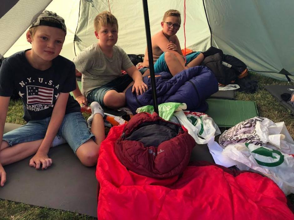 Gutta camper