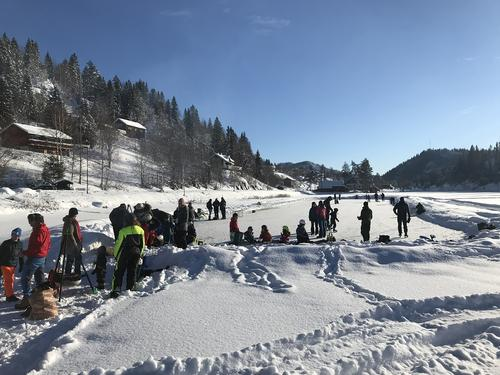 Kom deg ut-dagen vinter 2019 i Morgedal