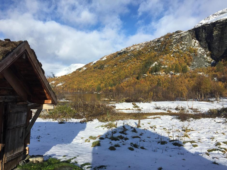 Stølen i Reindalen