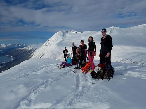 Toppturhelg i Romsdalen