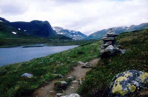 Fødalen: Ruta Iungsdalshytta-Bjordalsbu Foto: Anne Jørgensen