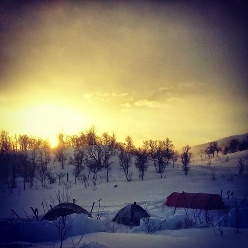 Vinterkurset Rørosvidda 2015