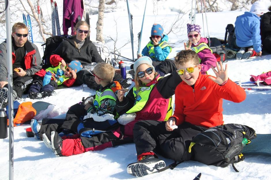 c9ae1825d Vinterferie med eller uten ski — Stavanger Turistforening