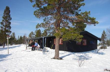 Velkommen til Åpen dag på Kvitfjellhytta