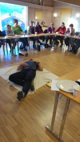 Førstehjelpskurs i ÅST