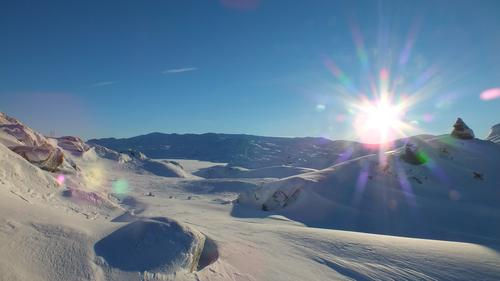 Turtips: Skitur frå Hallingskeid til Finse