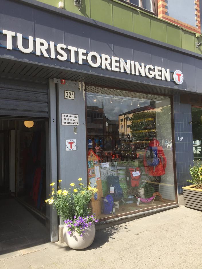 Sommer i Hamar sentrum