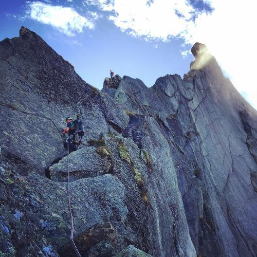 5 dager og 4 fjell rundt Tysfjord