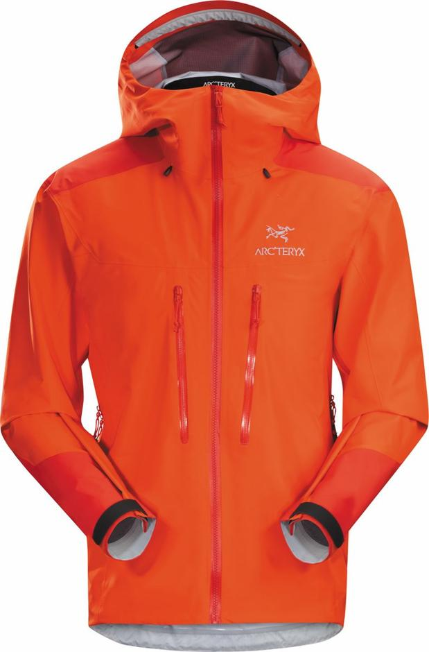 Arc'teryx Alpha AR Jacket. Veil: 5.999,-