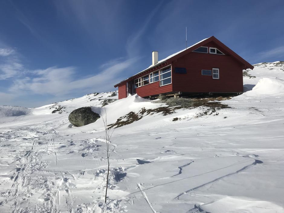 Vassdalstjørn 14 mars