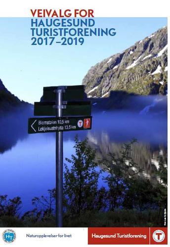 Nytt veivalgsdokument for Haugesund Turistforening