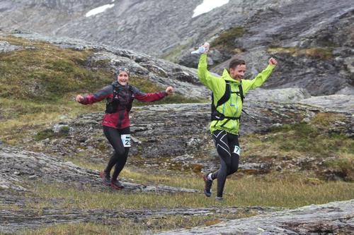 Årets mest spektakulære fjellturløp er over - her er bildene