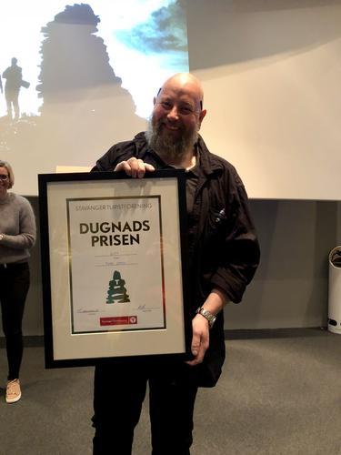 Dugnadsprisen 2017