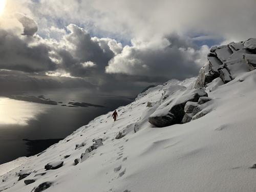 Bodö, Sandhornøya- Gildeskål kommune