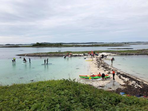 MORSOM sjøaktivitetsdag