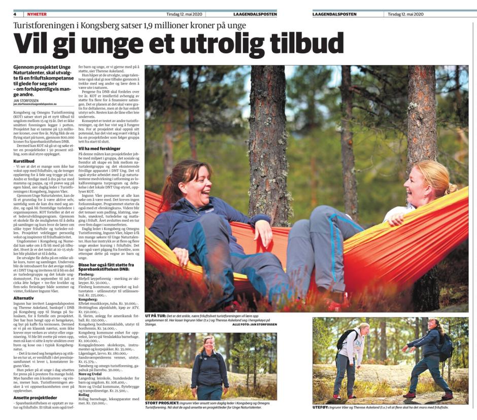 Lågendalsposten 11.05