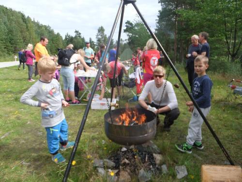 Familieturdagen til Fjellvatn