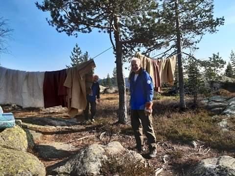 Høstdugnader på hyttene