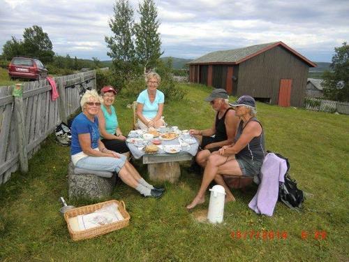 Tur til Susstølen - Olegret