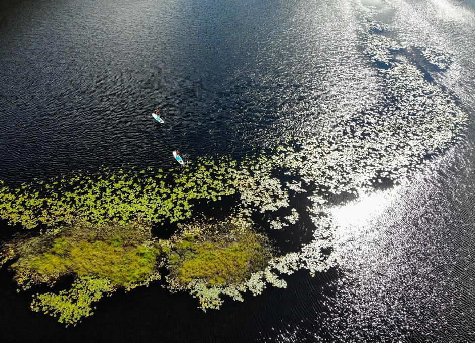 Nord-Jæren er et populært reisemål for folk i Stavanger og Sandnes.