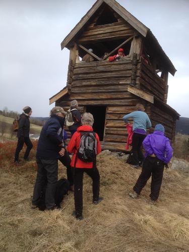 9. mai hadde Seniorgruppa tur i Volbu
