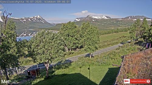 Uke 35  -  Forholdene i fjellet Trollheimen og Sylan