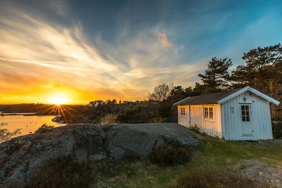 Annekset på Tømmerstø