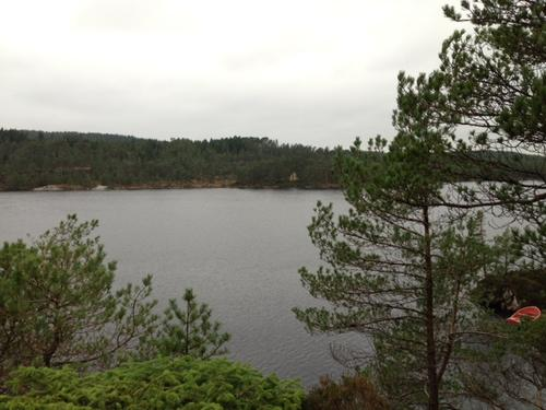 Siglingavatnet på Askøy