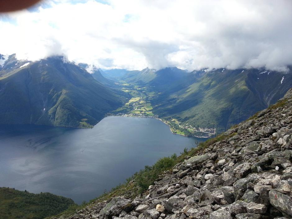 14.08.16 - Saksa.  10 deltakarar frå store deler av Nordfjord, takk til alle og einkvar.