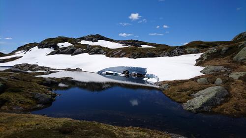 Nonhaugen, 1050 moh