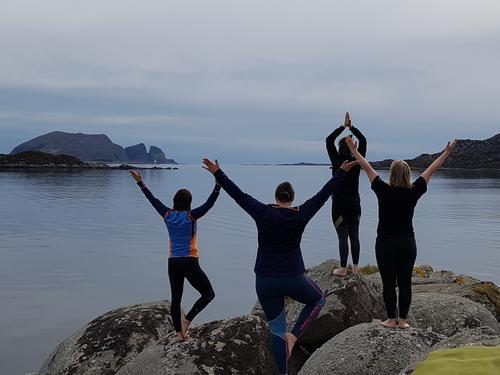 Hav og yoga