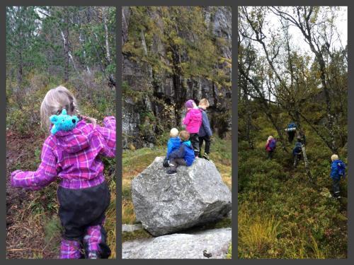 Søndagstur til Hikletten på Osterøy