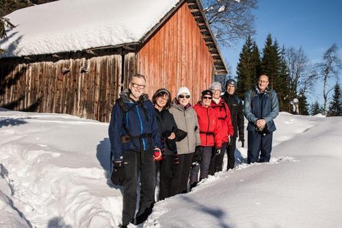 Årets sjette tur til Osbakken