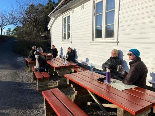 Turgruppe for kvinner i Kristiansand
