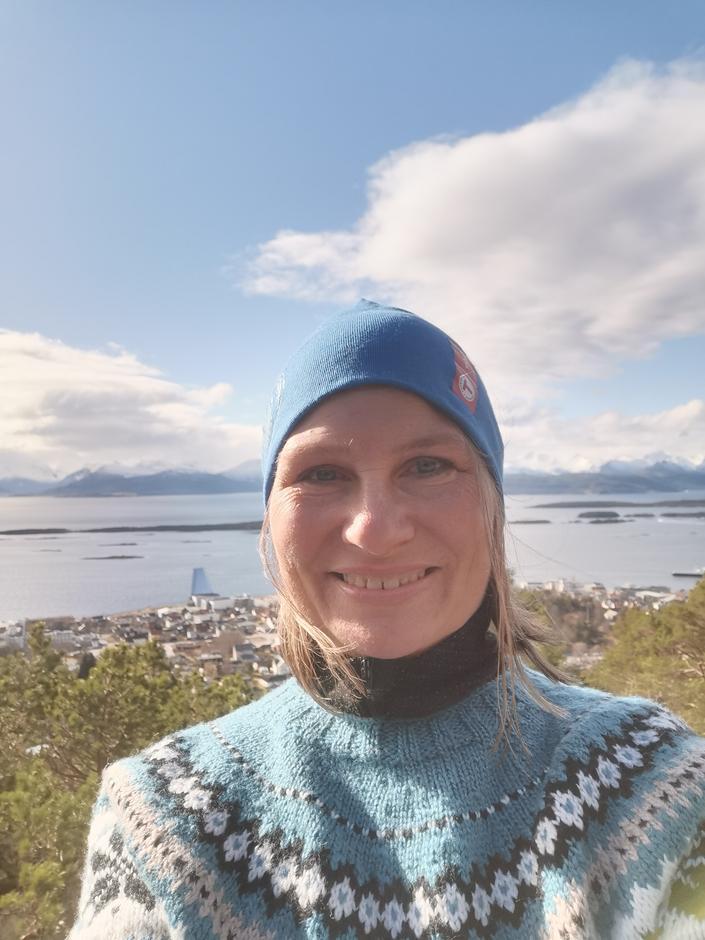 Ann-Mari Ulset - DNT Romsdal