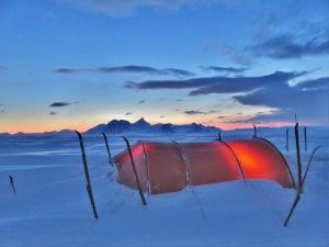 Svalbard på Langs
