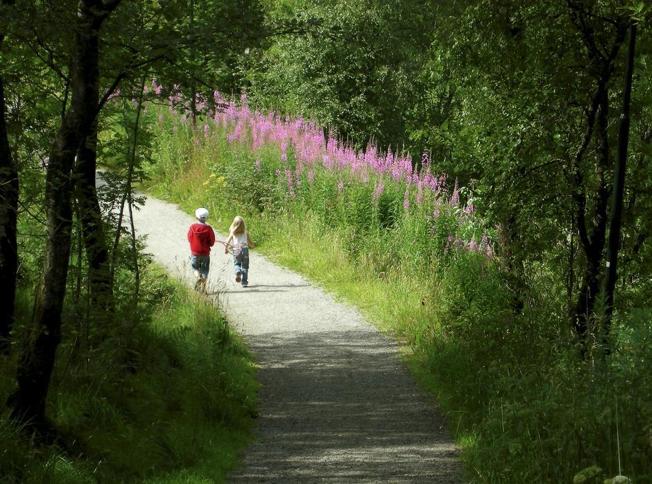 52 hverdagsturer i Stavanger, Vannverksturen.