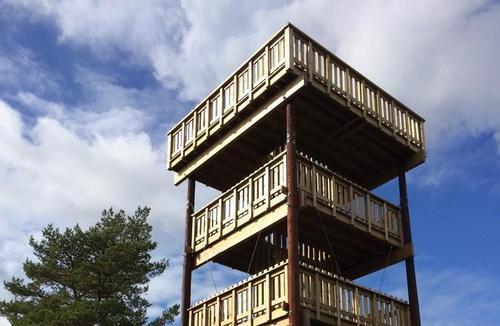 Branntårn og Sherpastier