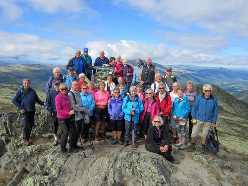 Gålaget 17.-19.august: Øigard Fjellstue/Høvringen